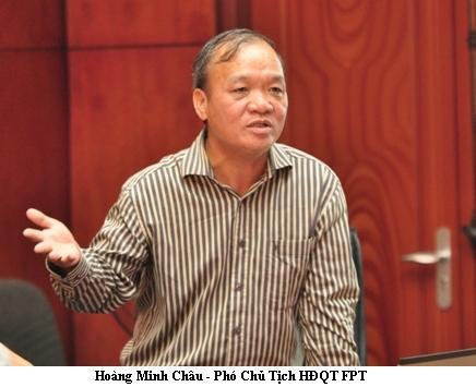 Hoàng Minh Châu FPT