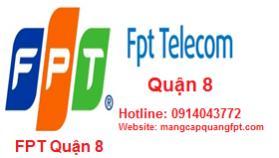 Lắp mạng internet FPT Quận 8 khu vực TPHCM
