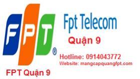Đăng ký internet FPT Quận 9 địa bàn TPHCM