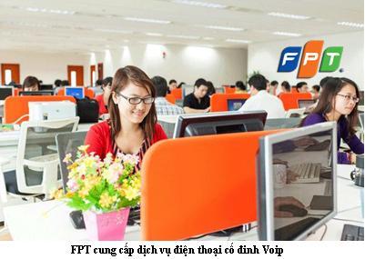 Dịch vụ điện thoại cố định FPT VoIP