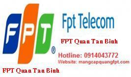 Lắp mạng internet FPT quận Tân Bình TPHCM