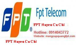 Lắp đặt mạng internet FPT huyện Củ Chi TPHCM