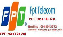 Lắp mạng FPT quận Thủ Đức tại TPHCM