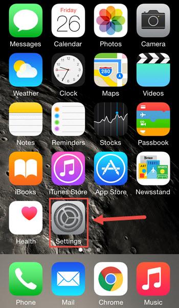 Cách sao lưu icloud trên iphone và ipad