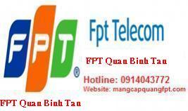 Lắp internet FPT quận Bình Tân tại TPHCM