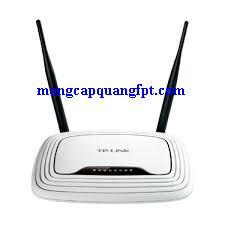Hướng dẫn cấu hình Wireless Router Tplink WR841N