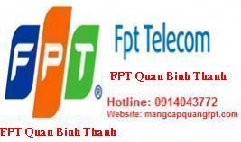Lắp đặt mạng FPT quận Bình Thạnh tại TPHCM