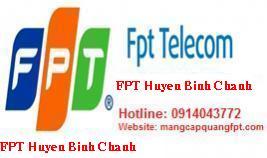 Lắp đặt mạng FPT huyện Bình Chánh TPHCM