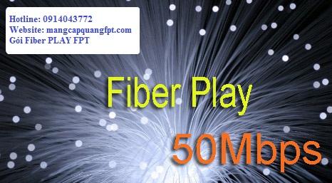 Gói Fiber Play