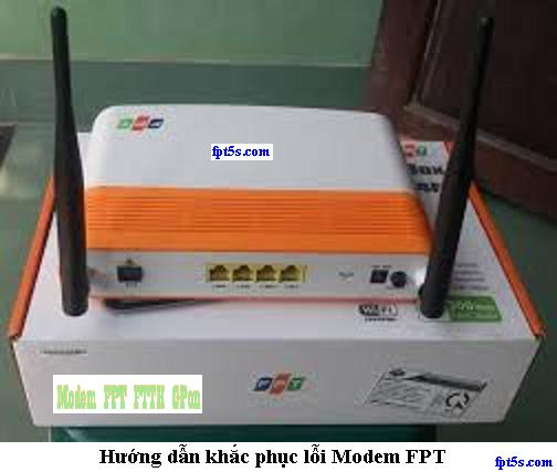FPT telecom hướng dẫn khắc phục mất kết nối internet Wifi FPT