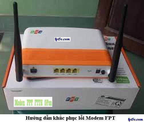 FPT telecom hướng dẫn khắc phục mất kết nối internet Wifi FPT