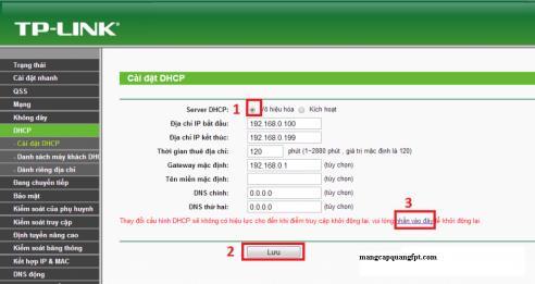 Hướng dẫn Cấu hình Router Tplink WR740N làm Repeater thu phát sóng
