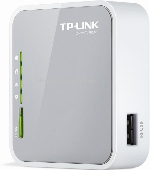 Giá bán và tính năng Portable 3G/4G Tp-link TL MR3020