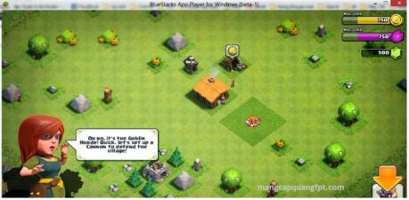 Link tải game Clash of Clans trên PC