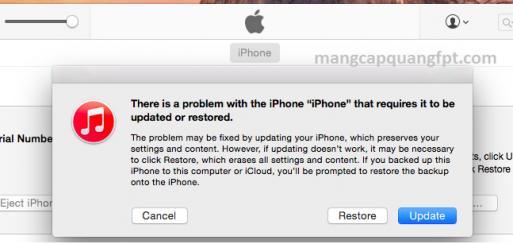 Cách xử lý Iphone Ipad bật không lên nguồn