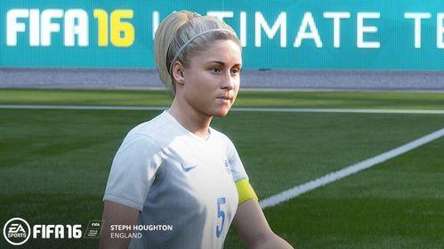 Tải game Fifa 16 phiên bản đầu tiên có bóng đá nữ