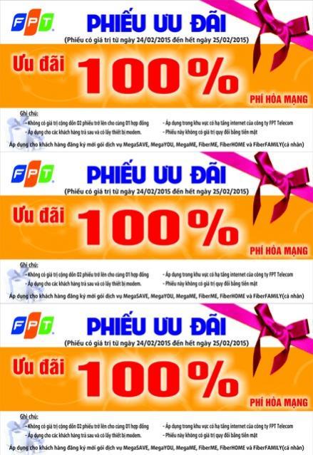 Mừng Xuân Ất Mùi miễn phí 100% PHM từ 24/2 đến 25/2