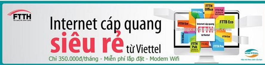 Cáp quang Viettel có ưu điểm Gì