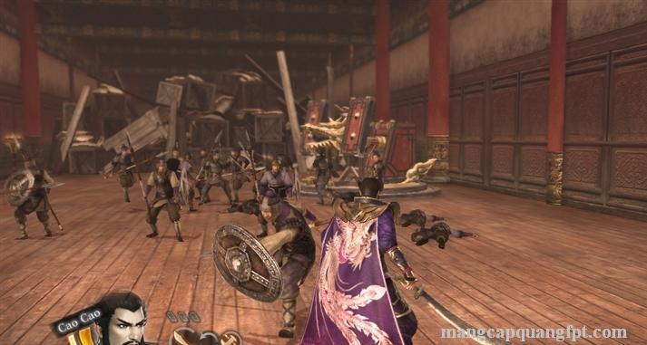 Tải game Dynasty Warrior 7 -Tam Quốc Chí 7 PC Full Crack