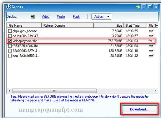 Orbit Downloader phần mềm download video nhanh và đơn giản