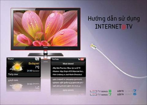 Smart TV Internet TV là gì? Đăng ký lắp đặt Internet TV củng FPT