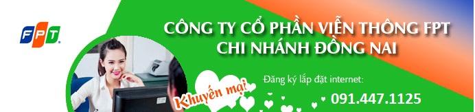 Lắp đặt mạng FPT Huyện Định Quán tỉnh Đồng Nai