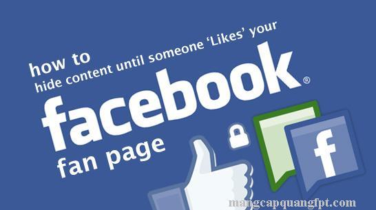 Facebook Fanpages chuẩn bị đón bão tụt Like từ Facebook