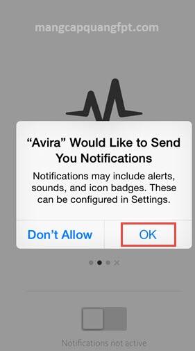Tìm lại Iphone bị mất dễ dàng với Avira
