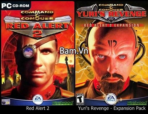 Link tải game Red Alert 2 & Yuri's Revenge Full Crack