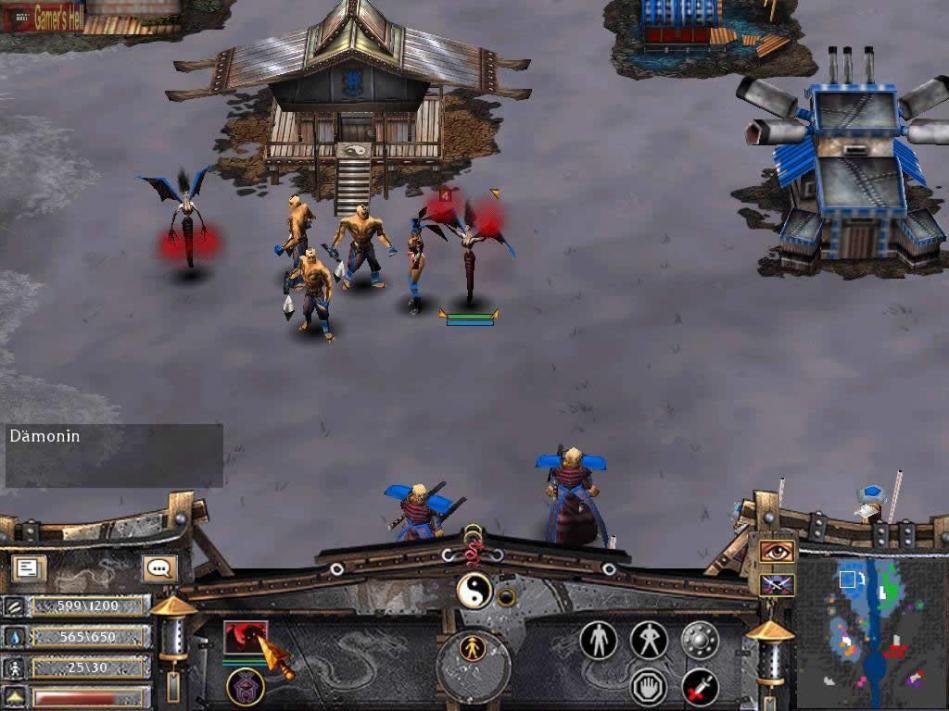 Tải game Battle Realm 2 Full + Crack