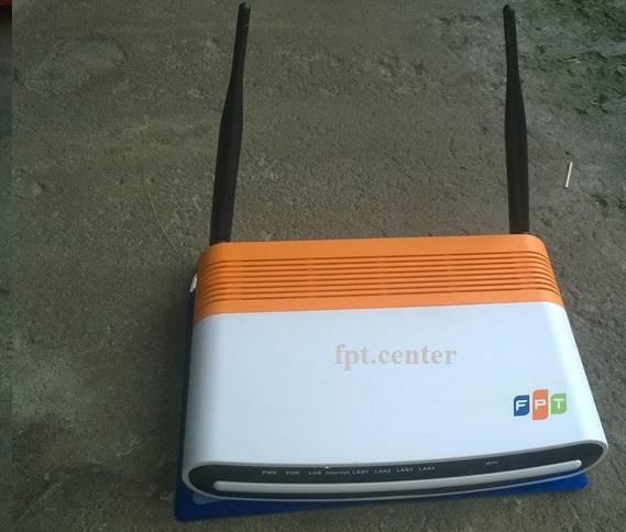 Hướng dẫn cấu hình modem Epon FPT EP9108W