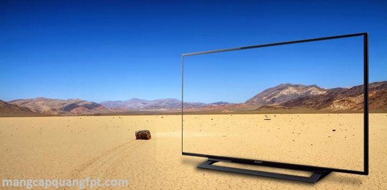 Thông số vá giá bán Internet TV LED Sony KDL-48R550C